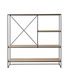 Planner Medium Shelf - / MC510 - L 121 x H 123 cm by Fritz Hansen