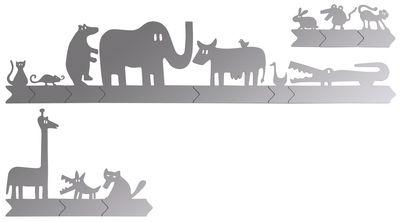 Arredamento - Specchi - Specchio autocollante Animals on the road - Autoadesivo di Domestic -  - Materiale plastico