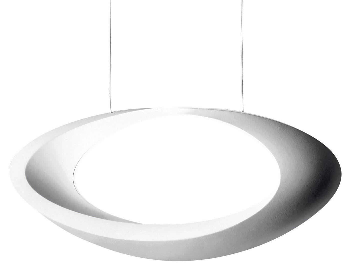 Luminaire - Suspensions - Suspension Cabildo - Artemide - Blanc - Aluminium peint