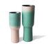 Vaso Vase Sherbet Small - / Ø13 x H37 cm di Pols Potten
