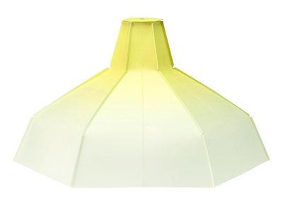 Luminaire - Suspensions - Abat-jour Pepe Heykoop / Papier - Câble et ampoule non fournis - Pop Corn - Dégradé de jaune - Papier pelliculé