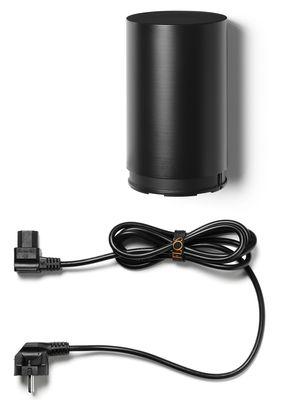 Luminaire - Suspensions - Bloc prise pour branchement secteur / Pour suspension String Light - Flos - Bloc prise (branchement secteur) - Aluminium peint