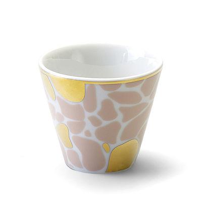 Tableware - Coffee Mugs & Tea Cups - Pietre Cup - / Ø 6.5 x H 6 cm by Bitossi Home - Mosaic - China