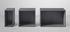 Etagère Stacked 2.0 / Large rectangulaire 65x43 cm / Avec fond - Muuto