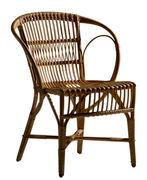 Chaise Wengler Réédition 1902 Sika Design antique en fibre végétale