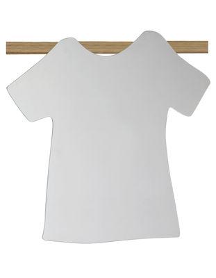 Déco - Miroirs - Miroir mural O solemio / T-Shirt - Mogg - Miroir / T-shirt - Verre
