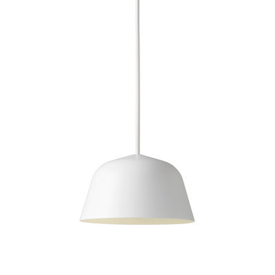 Suspension Ambit Mini / Ø 16,5 cm - Métal - Muuto blanc en métal