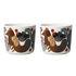 Tasse à café Ketunmarja / Sans anse - Set de 2 - Marimekko