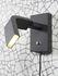 Applique avec prise Zurich LED / Liseuse orientable - Métal - It's about Romi