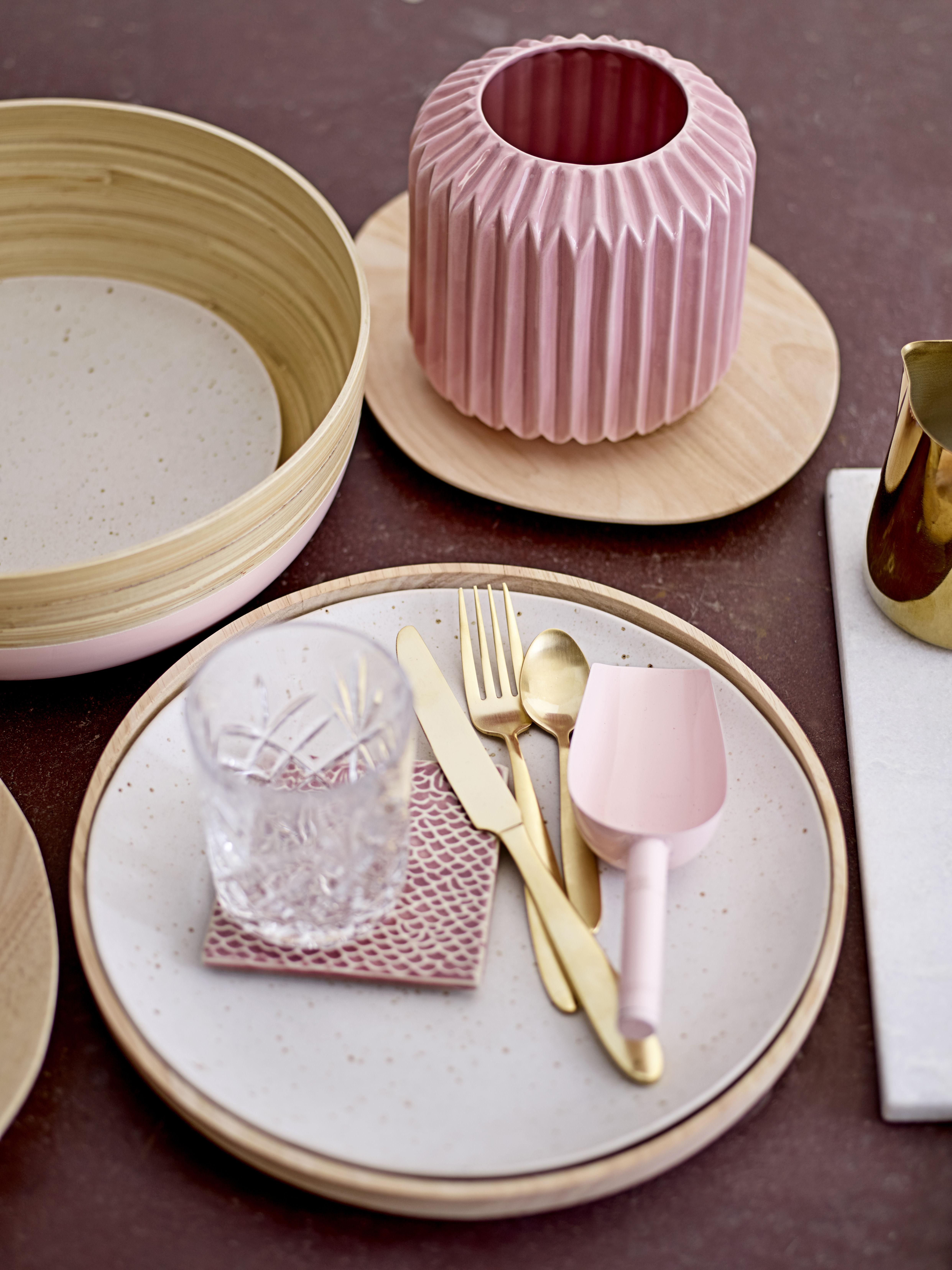 besteck set von bloomingville gold metall made in design. Black Bedroom Furniture Sets. Home Design Ideas