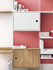 String® System Kiste / 1 Tür - L 58 x T 30 cm - String Furniture