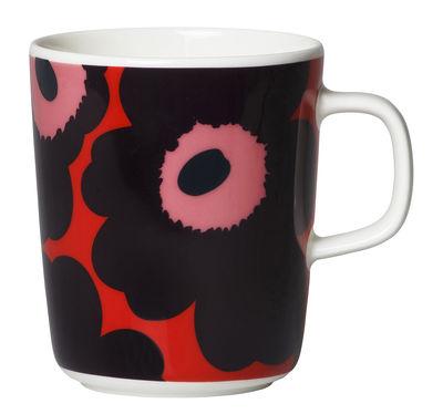 Mug Unikko / 40 cl - Marimekko rose,rouge,violet en céramique