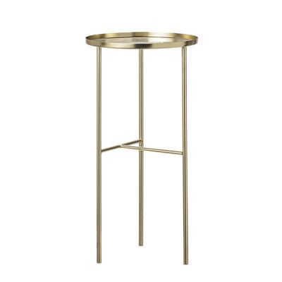 Small Table Pretty By Bloomingville Gold Made In Design Uk