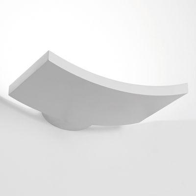 Lighting - Wall Lights - Microsurf LED Wall light by Artemide - White - Varnished aluminium