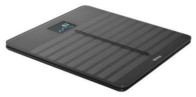 Balance connectée Body Cardio / Suivi cardio-vasculaire - Nokia noir en verre
