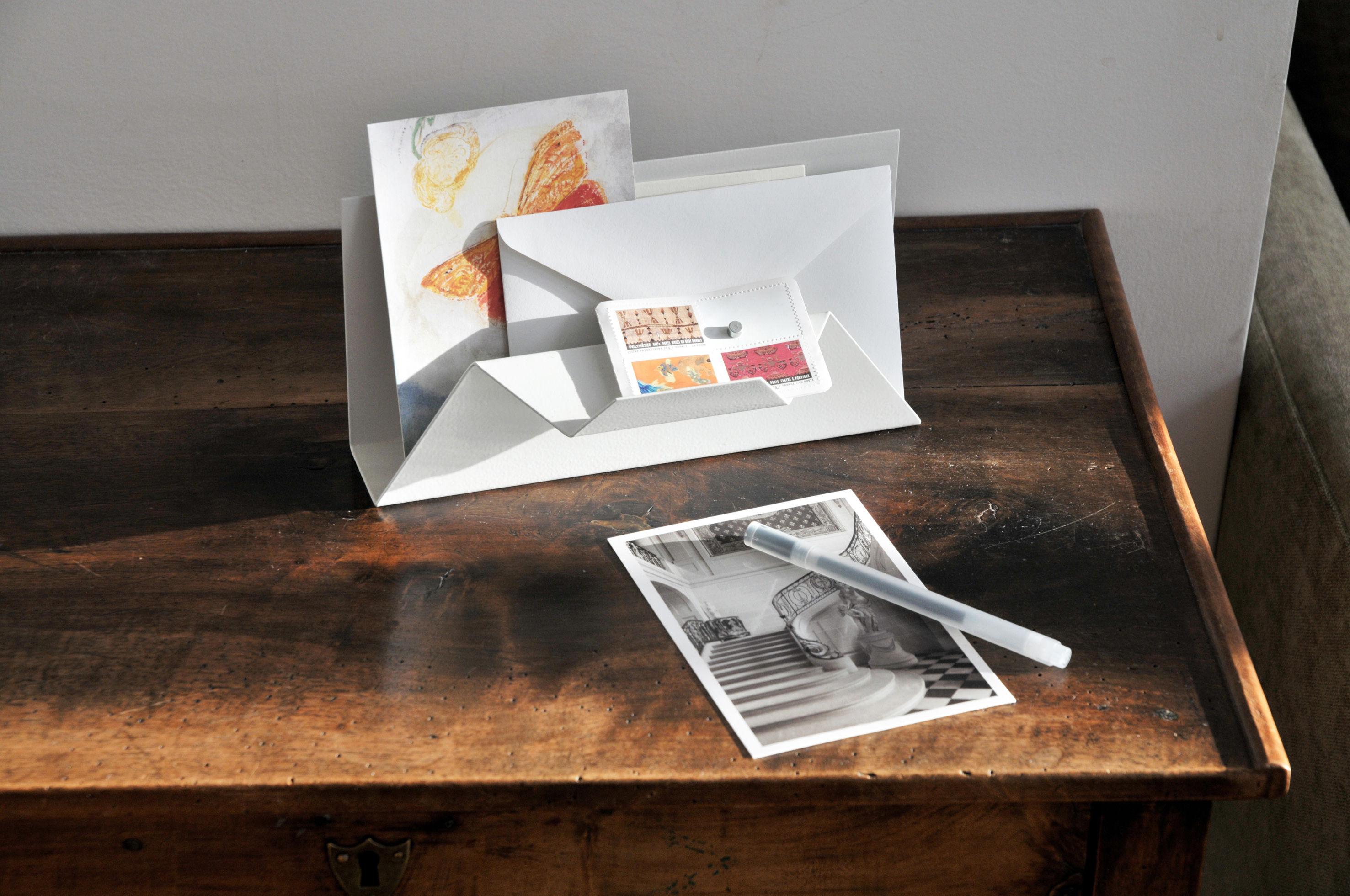Piatto lay accessori da scrivania ufficio u foto stock claudio