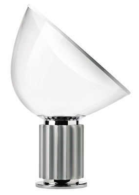 Taccia LED Tischleuchte - Flos - Silber