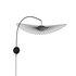 Vertigo Nova LED Wandleuchte / Ø 110 cm - Arm drehbar - Petite Friture