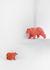 Orso Large Figurine - / 3D modelled ceramic - L28 cm by Moustache