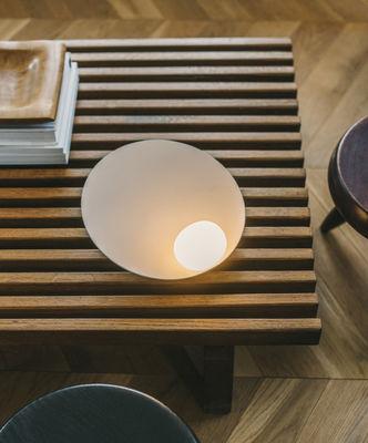 Lampada Senza Fili Musa Di Vibia Bianco Made In Design