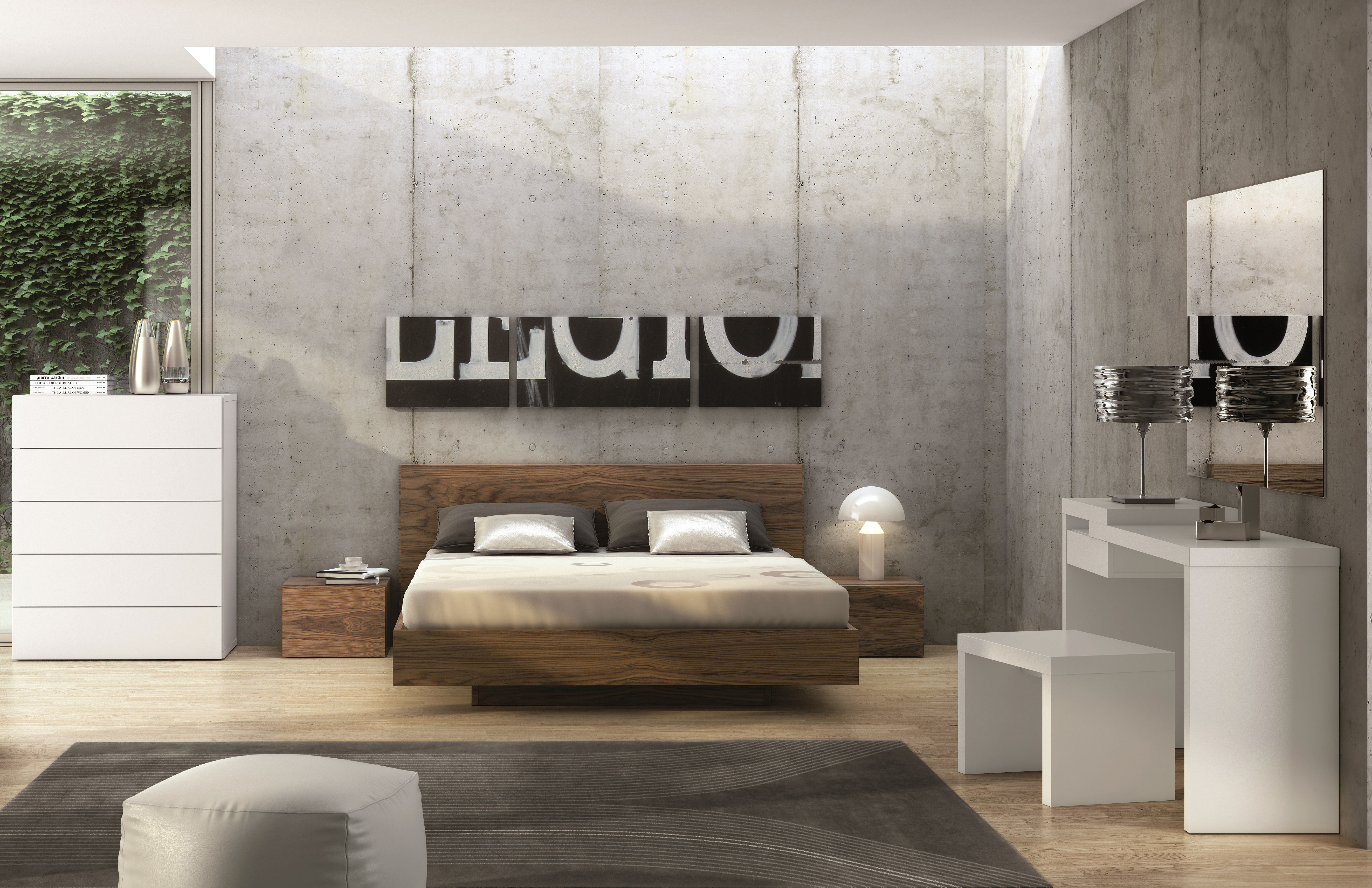 Letto Matrimoniale Design.Letto Matrimoniale Float 180 X 200 Cm Pop Up Home