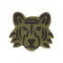 Tigre Rug - / Wall decoration - 66 x 57 cm by Ferm Living