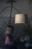 Twiggy Wood LED Stehleuchte / Blanchiertes Ahornholz - H 195 bis 215 cm - Foscarini