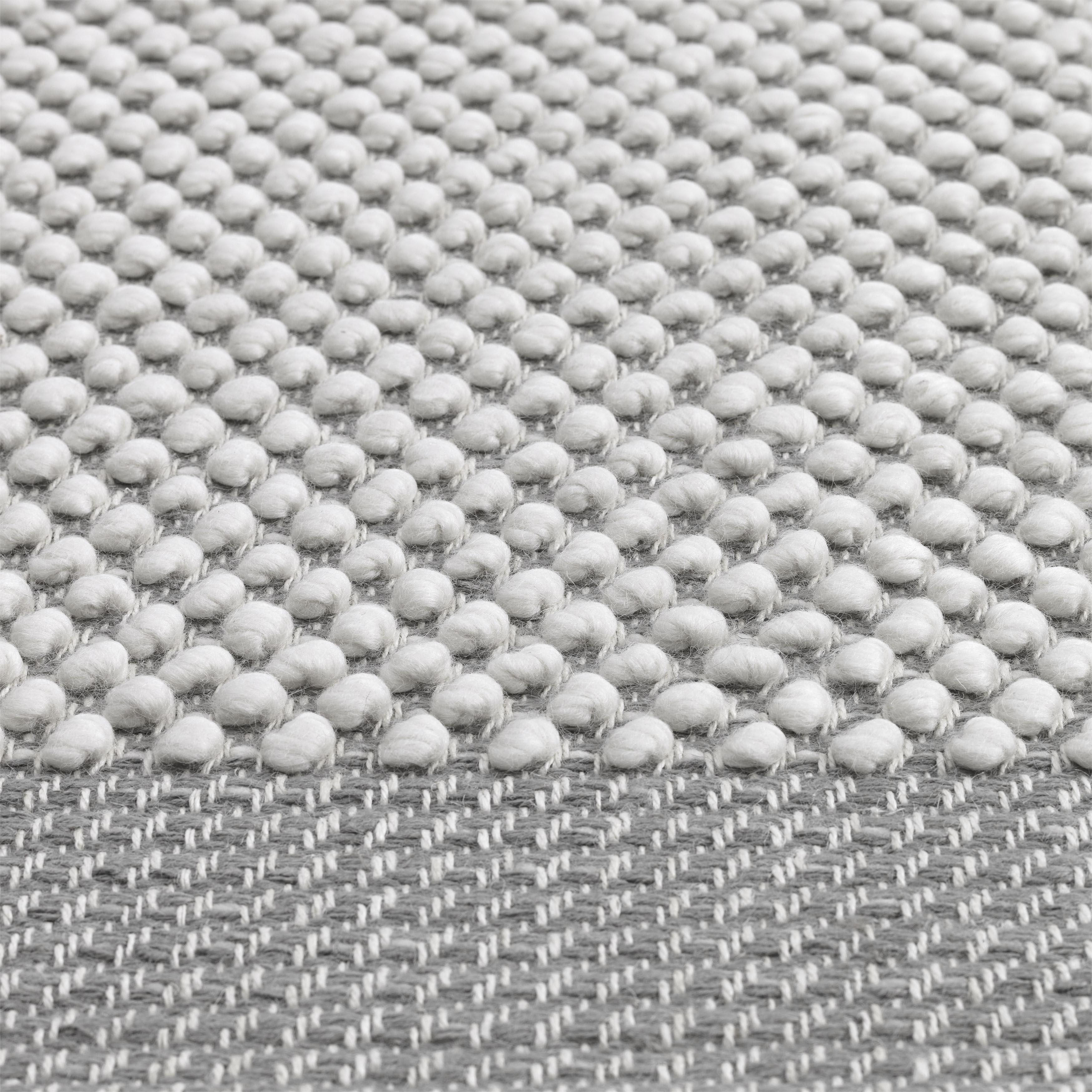 Teppich Pebble Von Muuto Hellgrau Made In Design