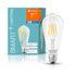 Ampoule LED E27 connectée / Smart+ - Filaments Edison 5,5W=50W - Ledvance