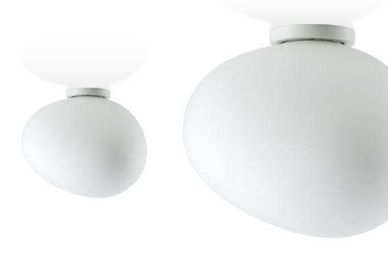 Plafoniera Foscarini : Scopri applique gregg piccola plafoniera bianco l 13 cm