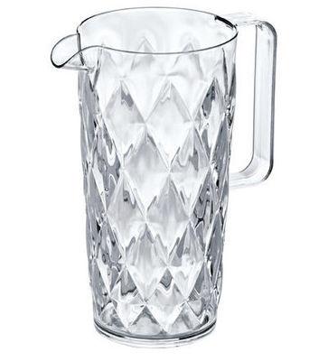 Arts de la table - Carafes et décanteurs - Carafe Crystal - Koziol - Transparent - Plastique