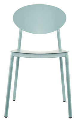 Furniture - Chairs - Walker Chair - Metal / indoor & outdoor by House Doctor - Army green - Lacquered aluminium