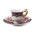 Hybrid Sagala Coffee cup - / Coffee cup + saucer set by Seletti