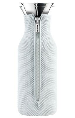 Tableware - Water Carafes & Wine Decanters - Cover - / For non-drip 1L carafe by Eva Solo - White - Neoprene