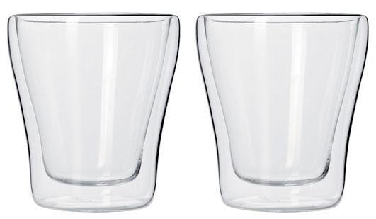 Tableware - Wine Glasses & Glassware - Duo Glass by Leonardo - Transparent - Glass