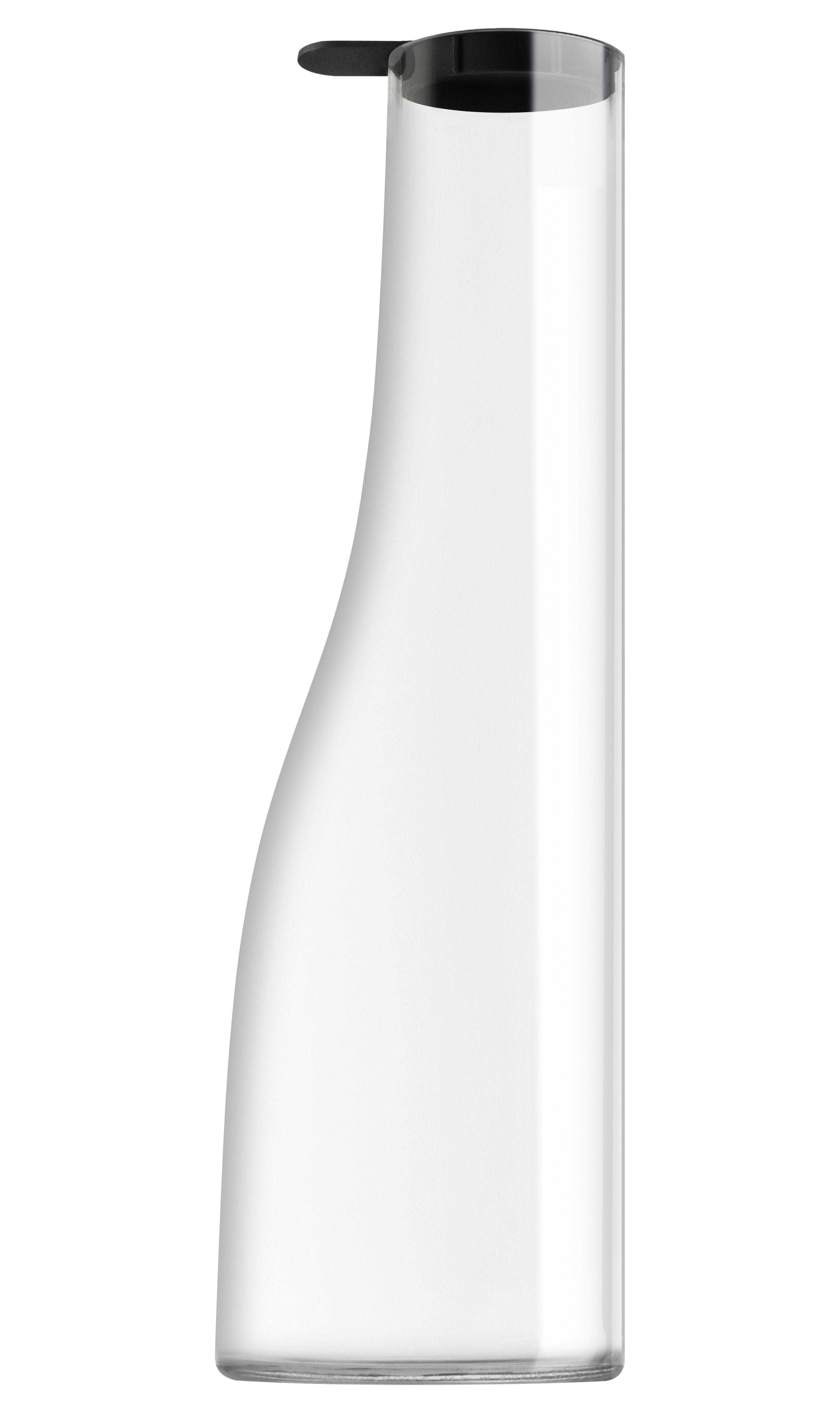 Tischkultur - Karaffen - Vas Karaffe - Italesse - Transparent - Glas, Plastik