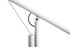 Lampadaire Fifty-Fifty / Orientable - H 135 cm - Hay