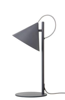 Lampe de table Benjamin - Frandsen gris en métal