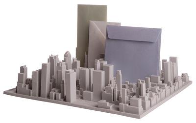 Accessoires - Accessoires bureau - Organiseur de bureau Inception / Egouttoir à vaisselle - 35,5 x 40 cm - Seletti - Gris - Plastique PET souple