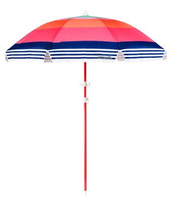 Jardin - Parasols - Parasol Catalina / Ø 170 cm - Sunnylife - Catalina / Multicolore - Acier laqué époxy, Polyester
