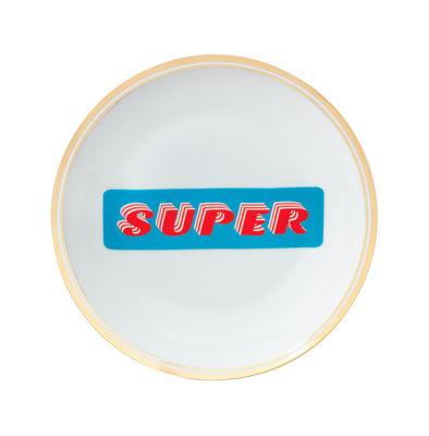 Tavola - Piatti  - Piatto da dessert Super - / Ø 17 cm di Bitossi Home - Super - Porcellana