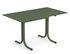 System Rectangular table - / 80 x 140 cm by Emu