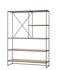 Planner Large Shelf - / MC520 - L 121 x H 165 cm by Fritz Hansen