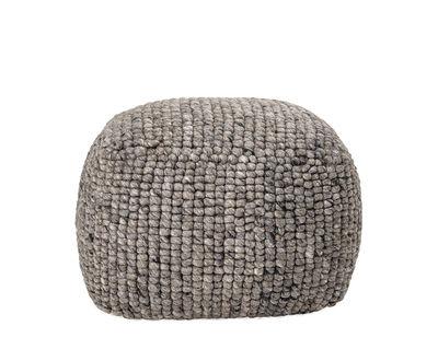 Möbel - Sitzkissen - Boston Sitzkissen / Wolle - Bloomingville - Grau - Wolle