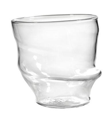 Tavola - Bicchieri  - Bicchiere Roos - / Porcellana - Ø 8,5 cm di Serax - Trasparente - Vetro