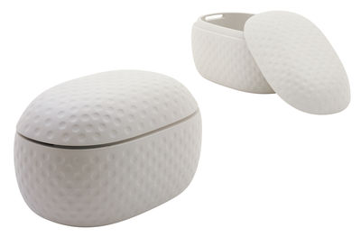 Furniture - Kids Furniture - El Baul Box by Magis Collection Me Too - White - Polythene