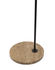 Captain Flint Outdoor Floor lamp - LED / H 154 cm - Adjustable- Stone base by Flos
