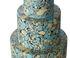 Swirl Stepped Kerzenleuchter / Set aus 2 stapelbaren Kerzenständern - Tom Dixon