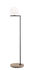 Lampada a stelo IC F1 Outdoor - / H 135 cm - Base pietra di Flos