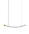 Accent Pendant - Curved / 126 cm by Serax